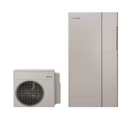 ハイブリッド給湯器・暖房システム